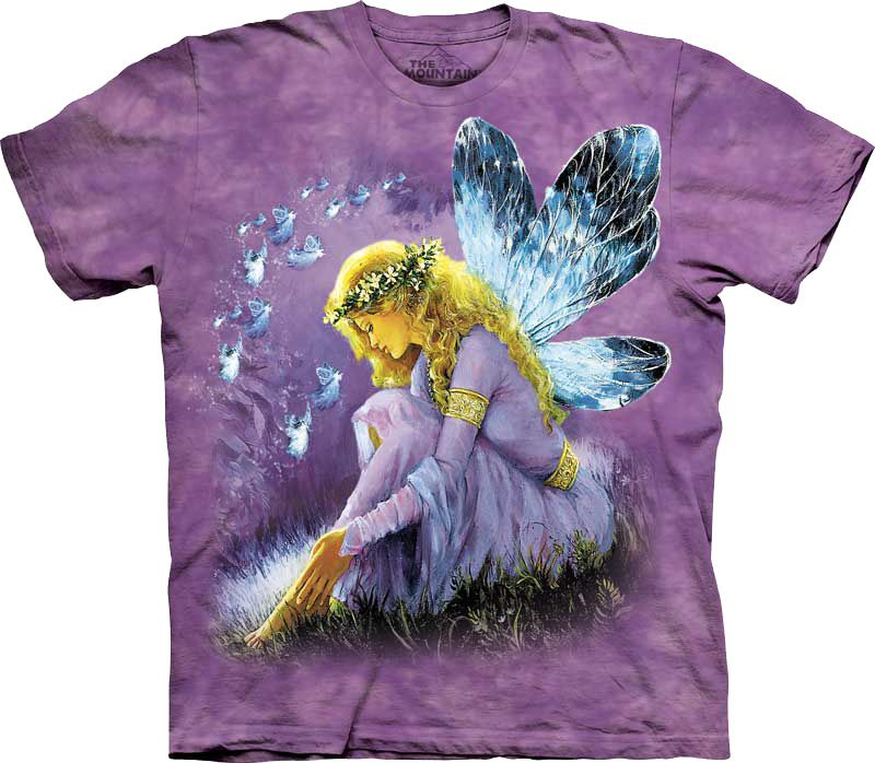 Футболка The Mountain - Purple Winged Fairy