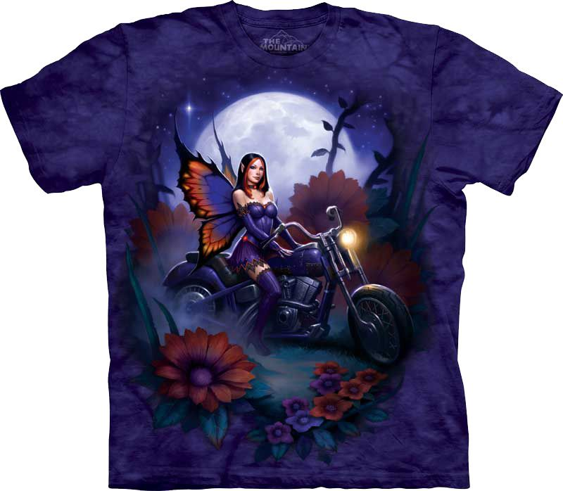 Футболка The Mountain - Fairy Biker