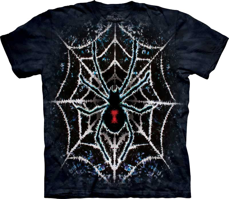 Футболка The Mountain - Tie Dye Spider