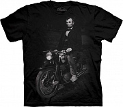 Футболка The Mountain - Biker Lincoln